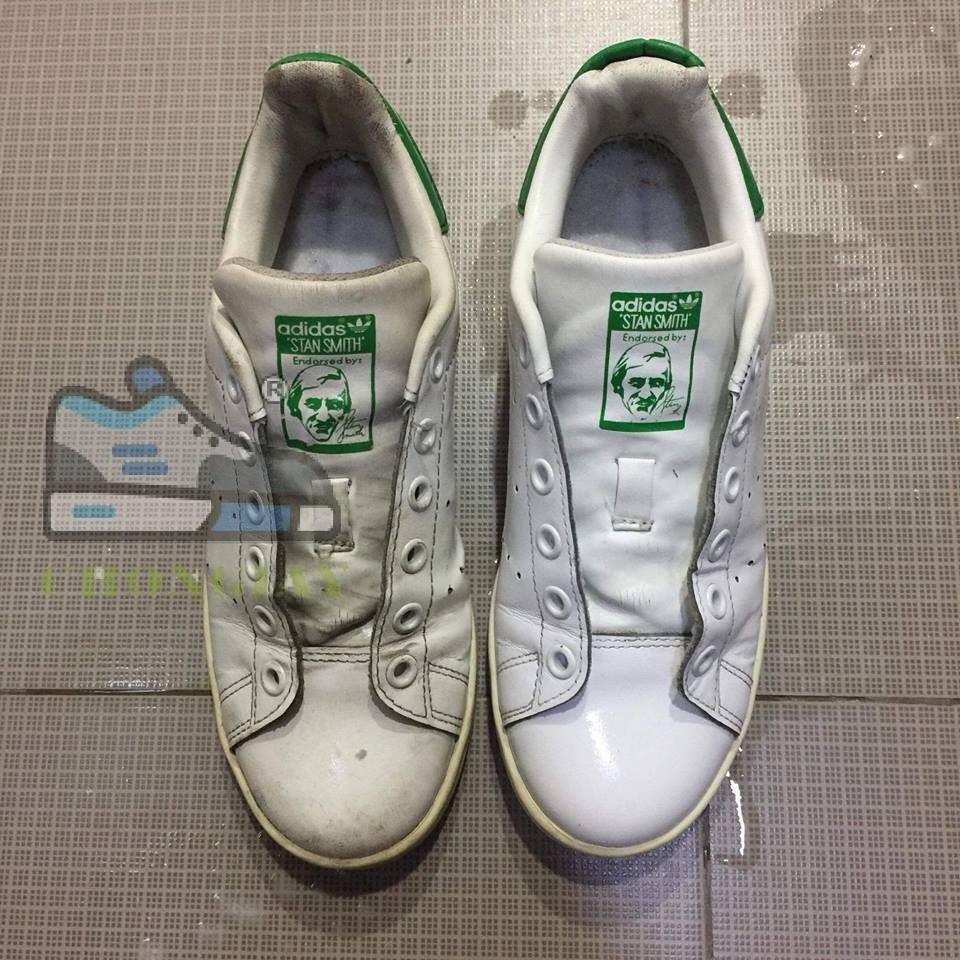 Cách giặt giày da sạch từ trong ra ngoài